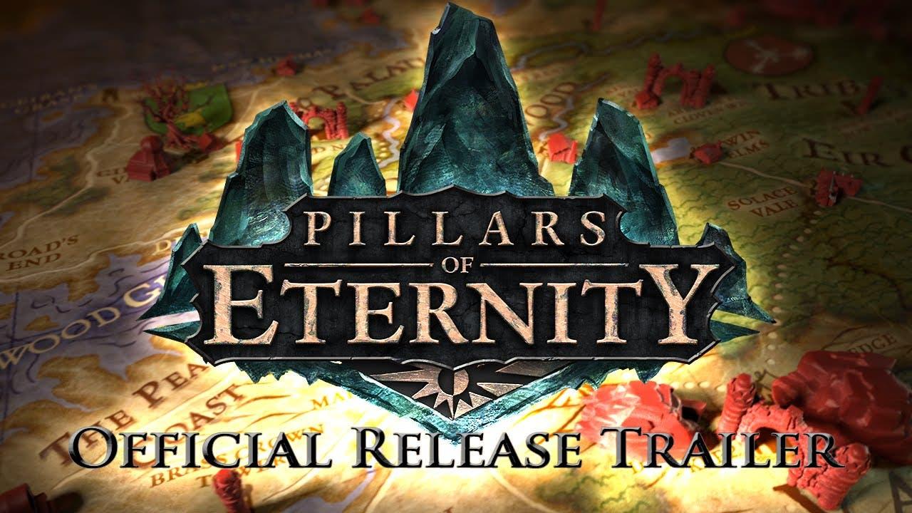 pillars of eternity from obsidia