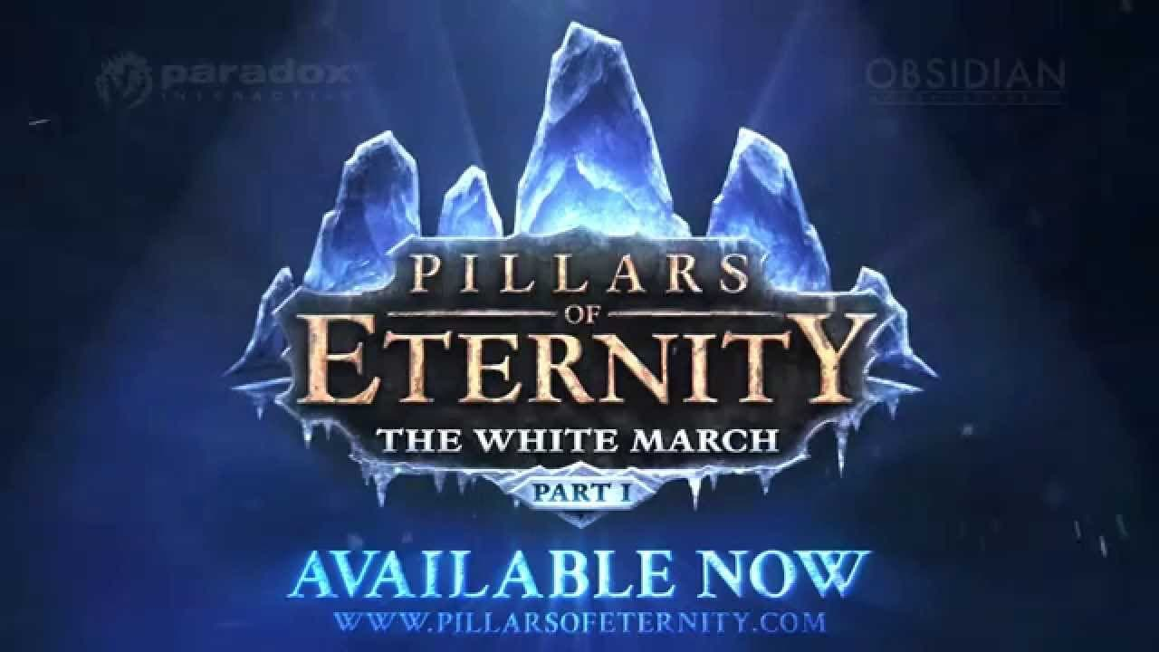 pillars of eternity the white ma
