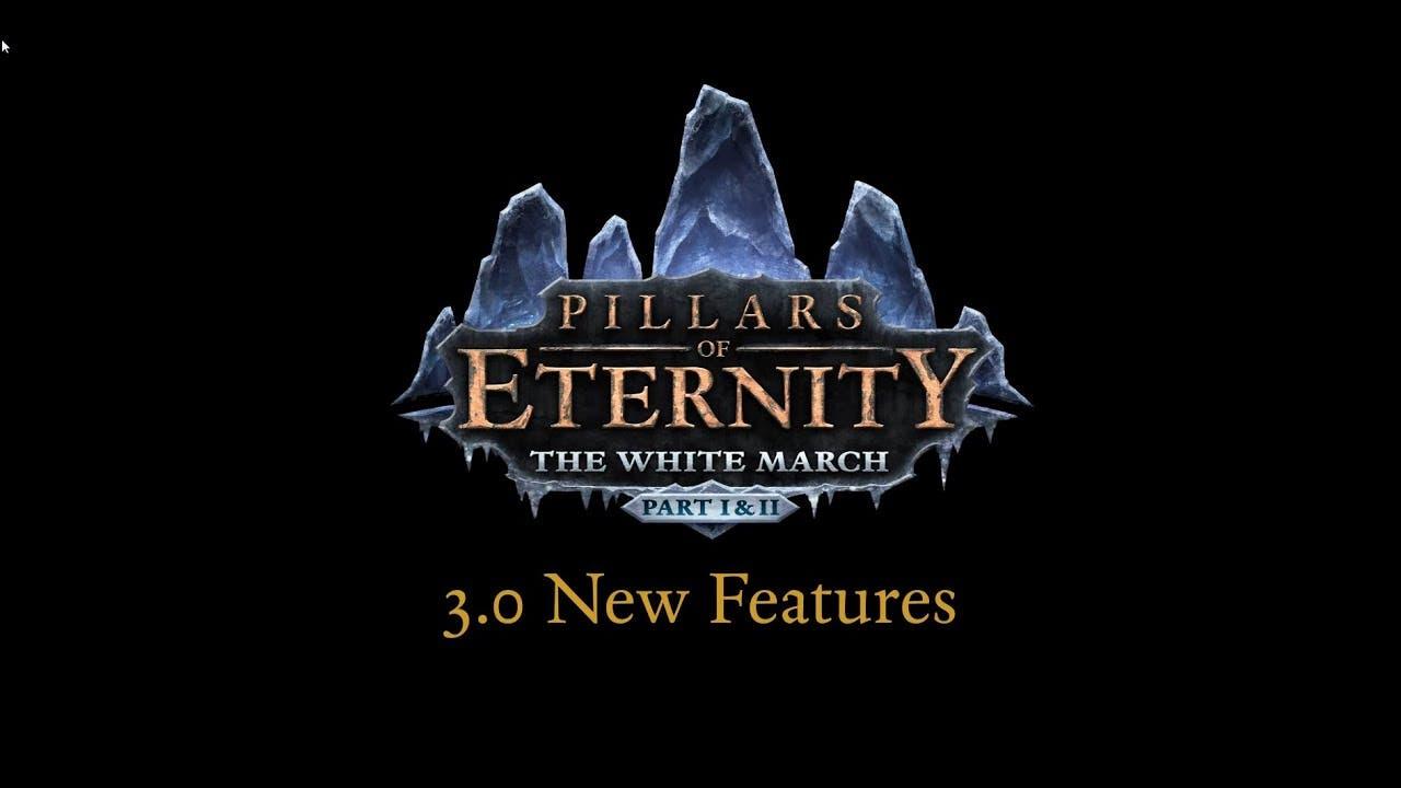 pillars of eternity update 3 0 w