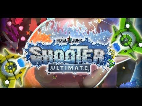 pixeljunk shooter ultimate blast