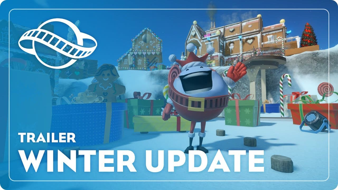 planet coaster gets free winter