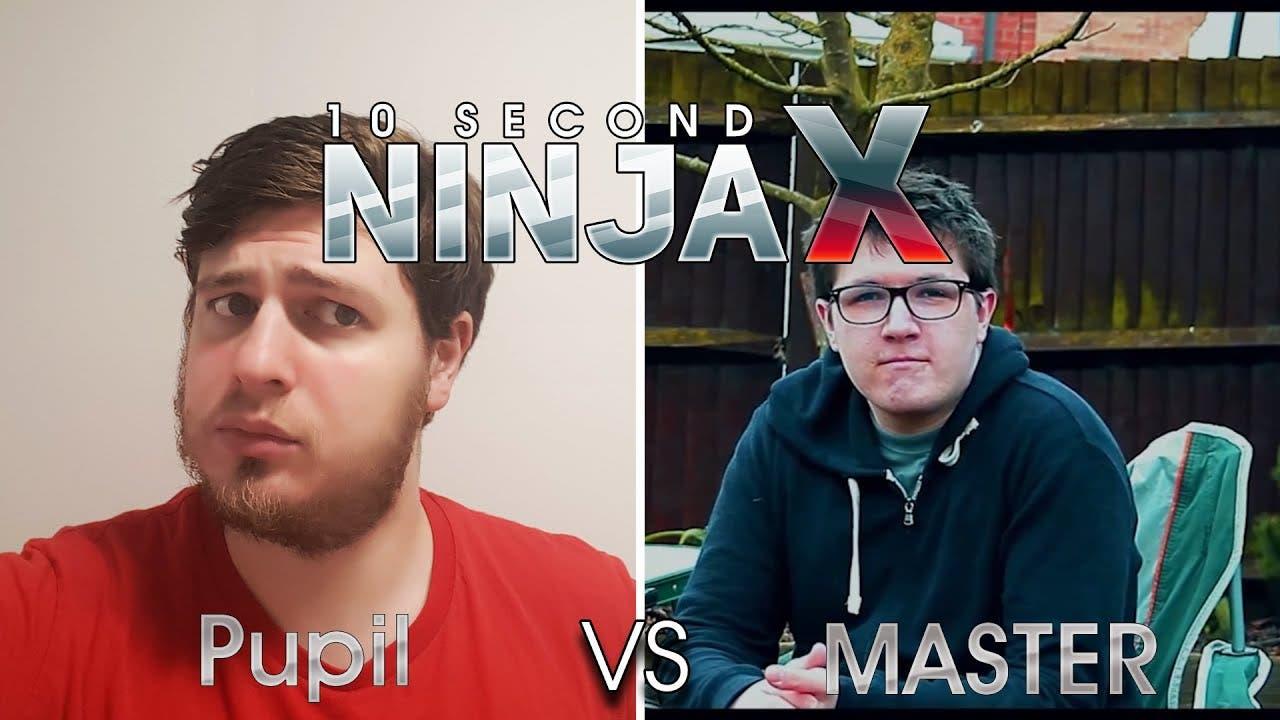 play the 10 second ninja x demo