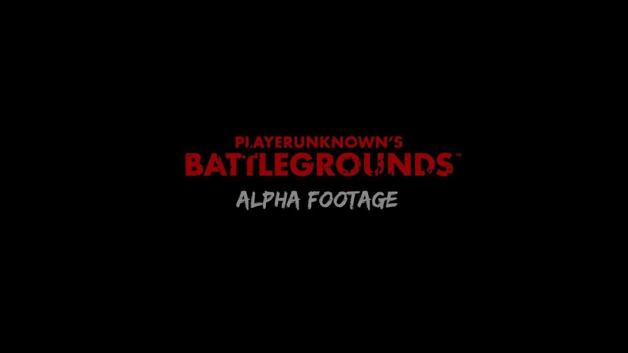 playerunknowns battlegrounds alp