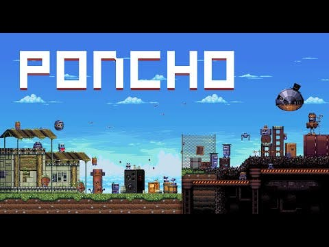 poncho is available for pc and p