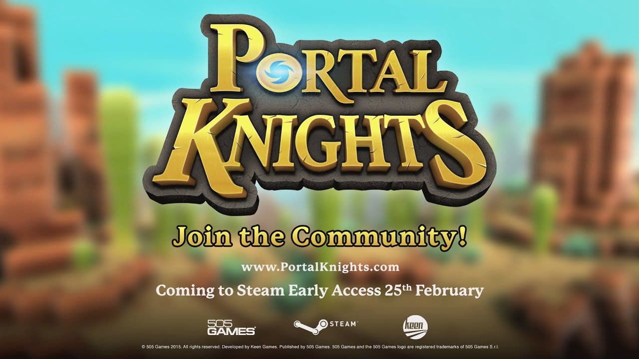 portal knights announced by 505