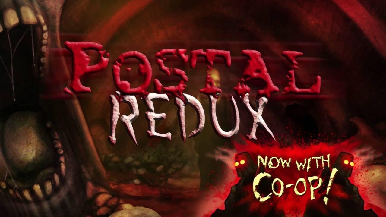 postal redux gets a four player