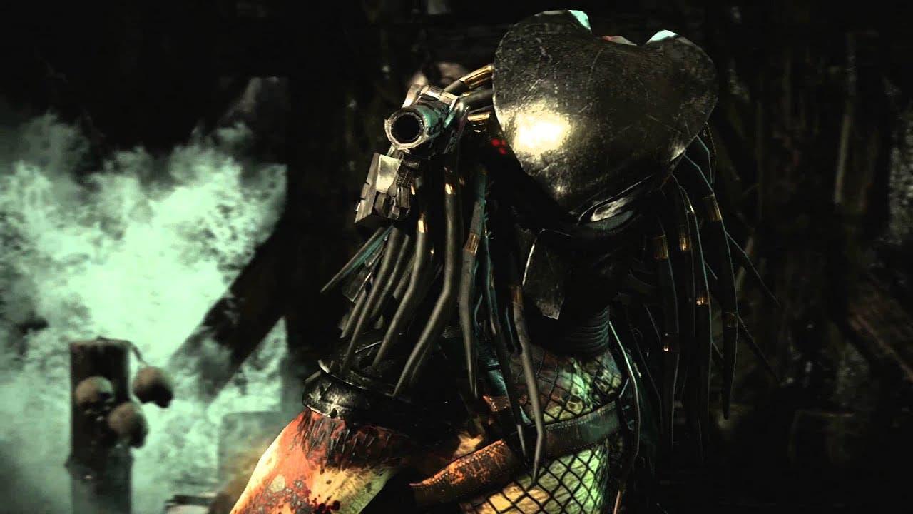 predator coming to mortal kombat