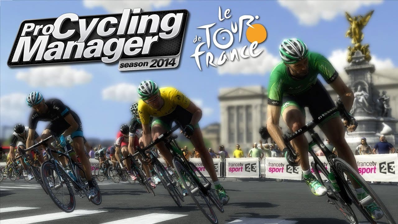 pro cycling manager 2014 launch