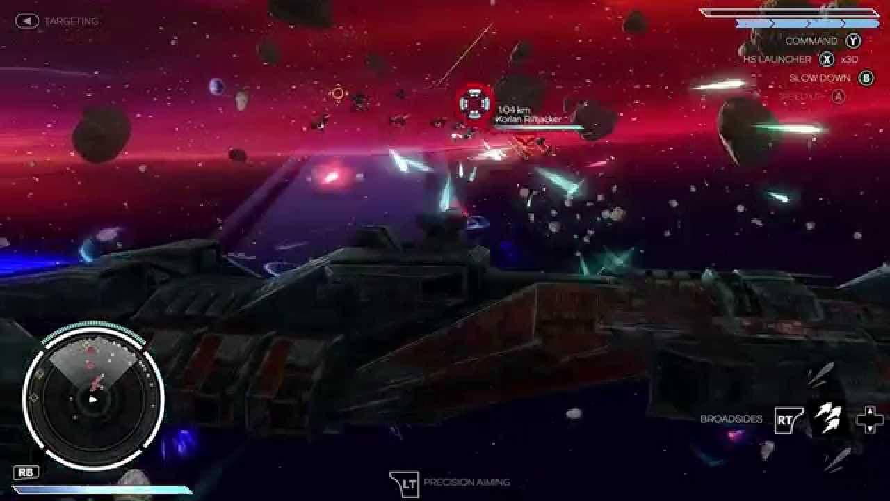 rebel galaxy is a action adventu