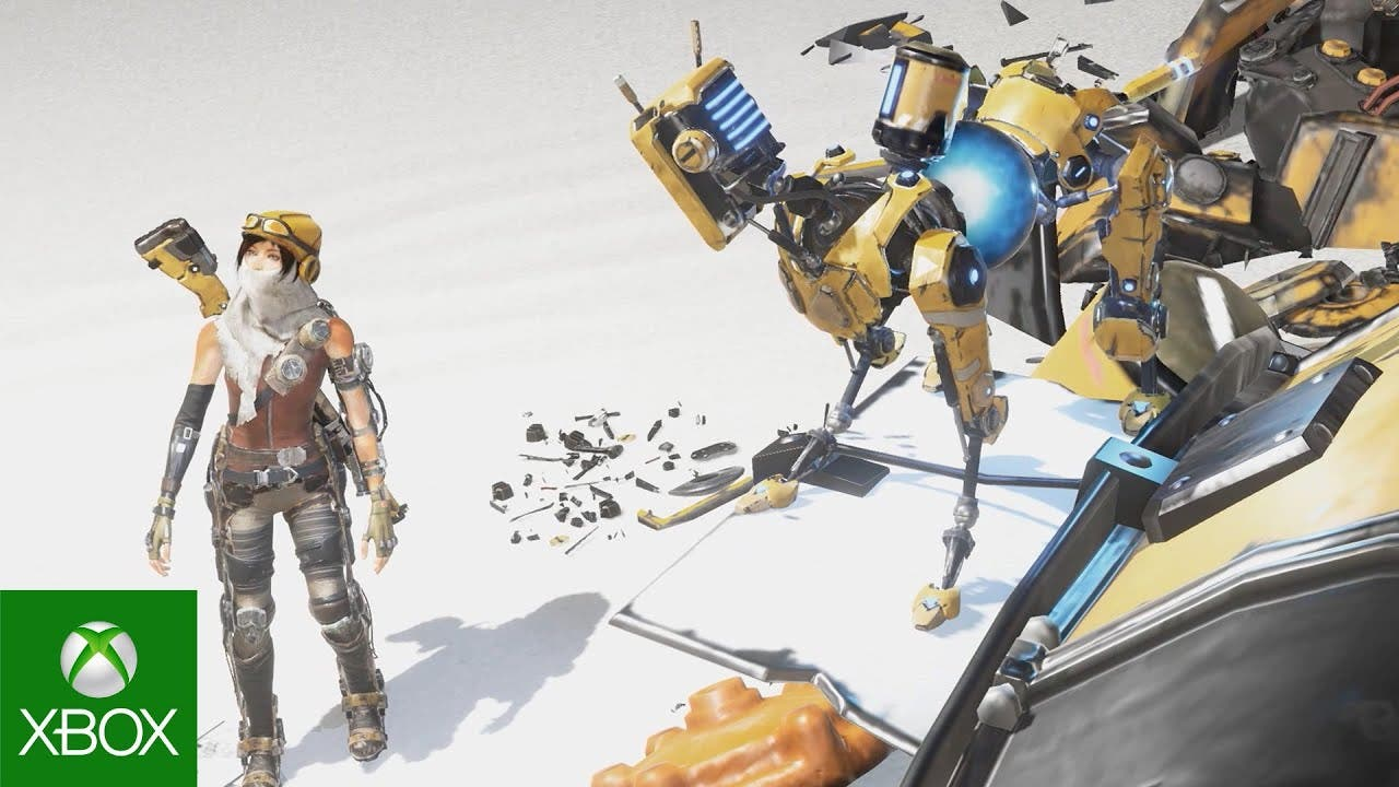 recore available today on xbox o