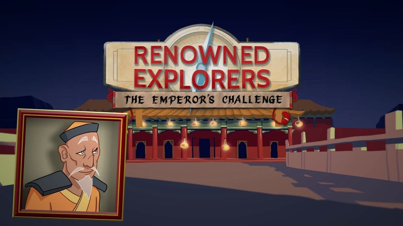 renowned explorers the emperors