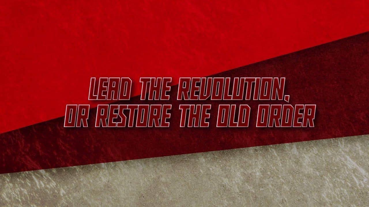 revolution under siege gold edit