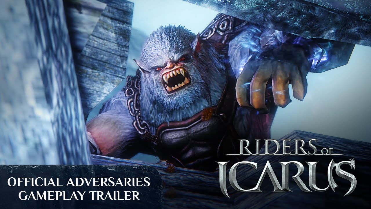 riders of icarus trailer shows p