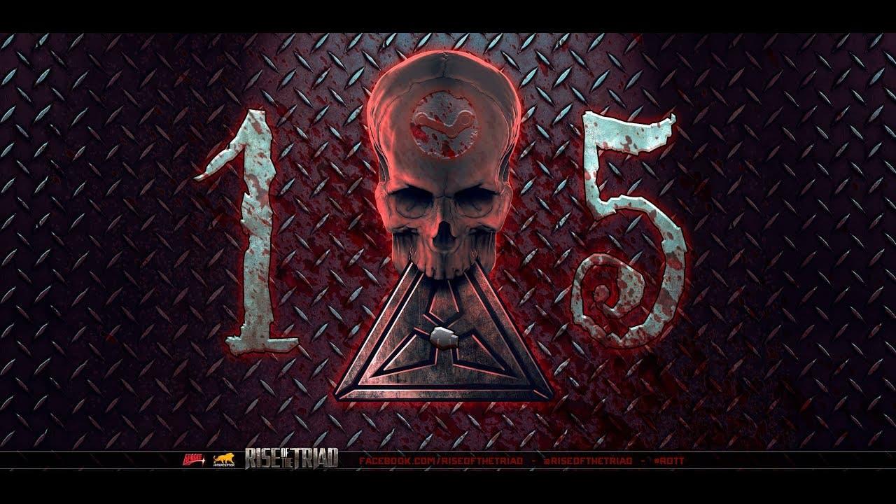 rise of the triad 1 5 adds steam