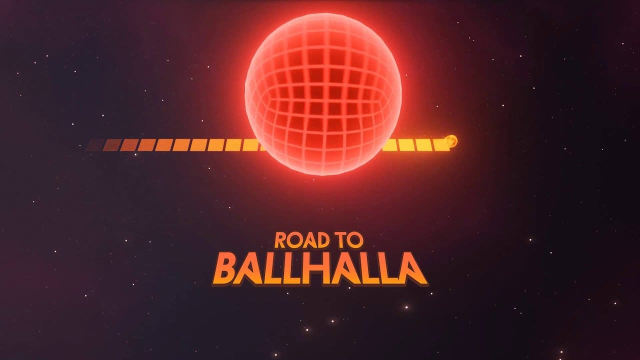 road to ballhalla announced by t