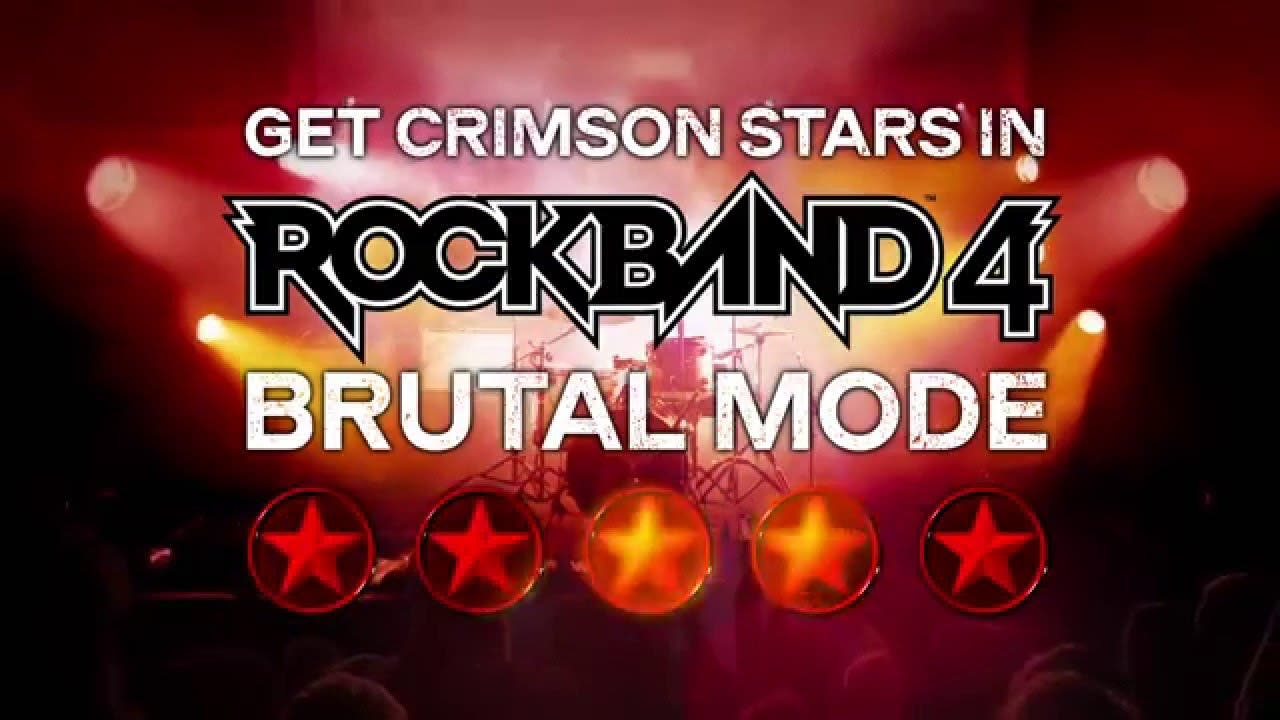 rock band 4 gets brutal difficul