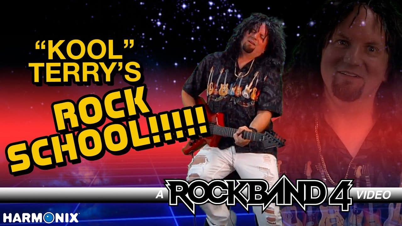 rock band 4 goes over the featur