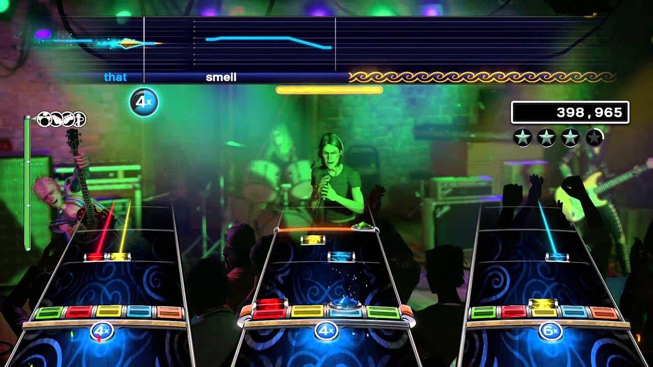 rock band 4s final setlist revea