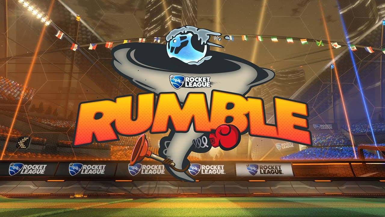 rocket league getting new rumble