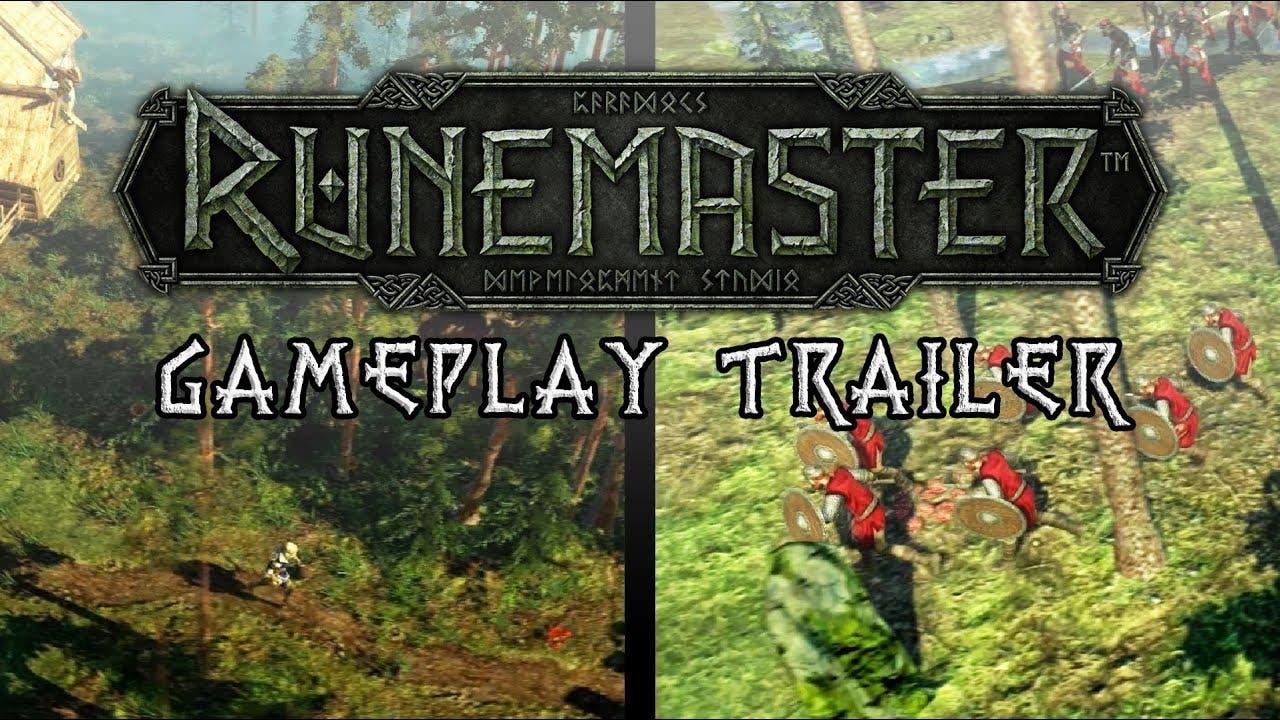 runemaster gameplay shown in sto