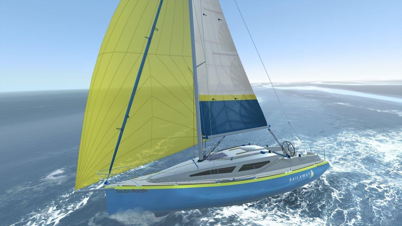sailaway the sailboating simulat