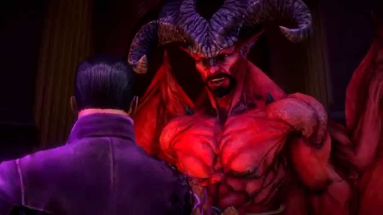saints row gat out of hell displ