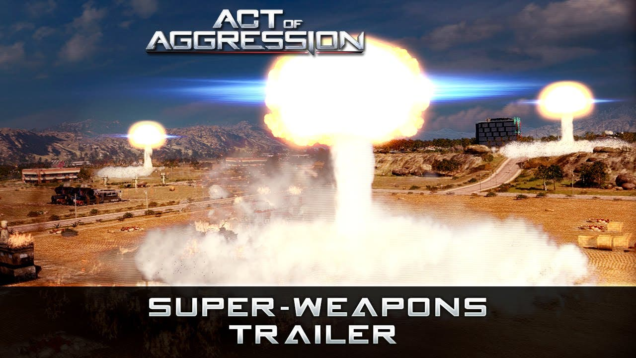 see the use of superweapons in t