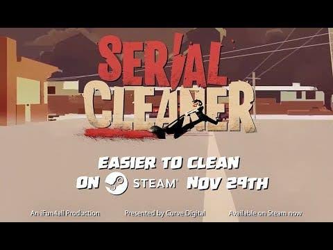 serial cleaner receiving free ea