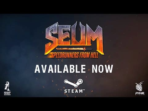 seum speedrunners from hell is s