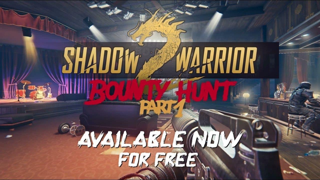 shadow warrior 2 bounty hunt par