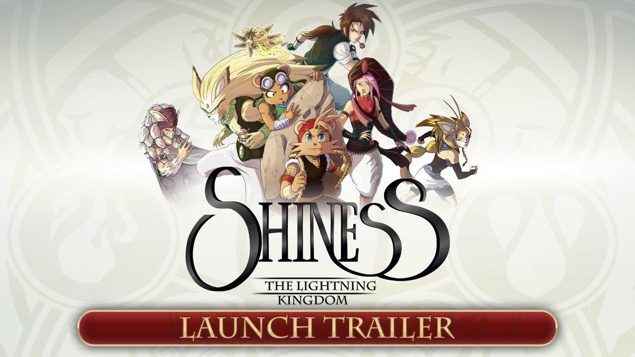 shiness the lightning kingdom is