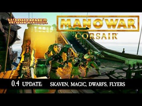 skaven dwarfs and magic sail the