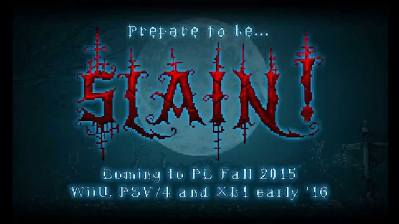 slain gets a new gameplay traile