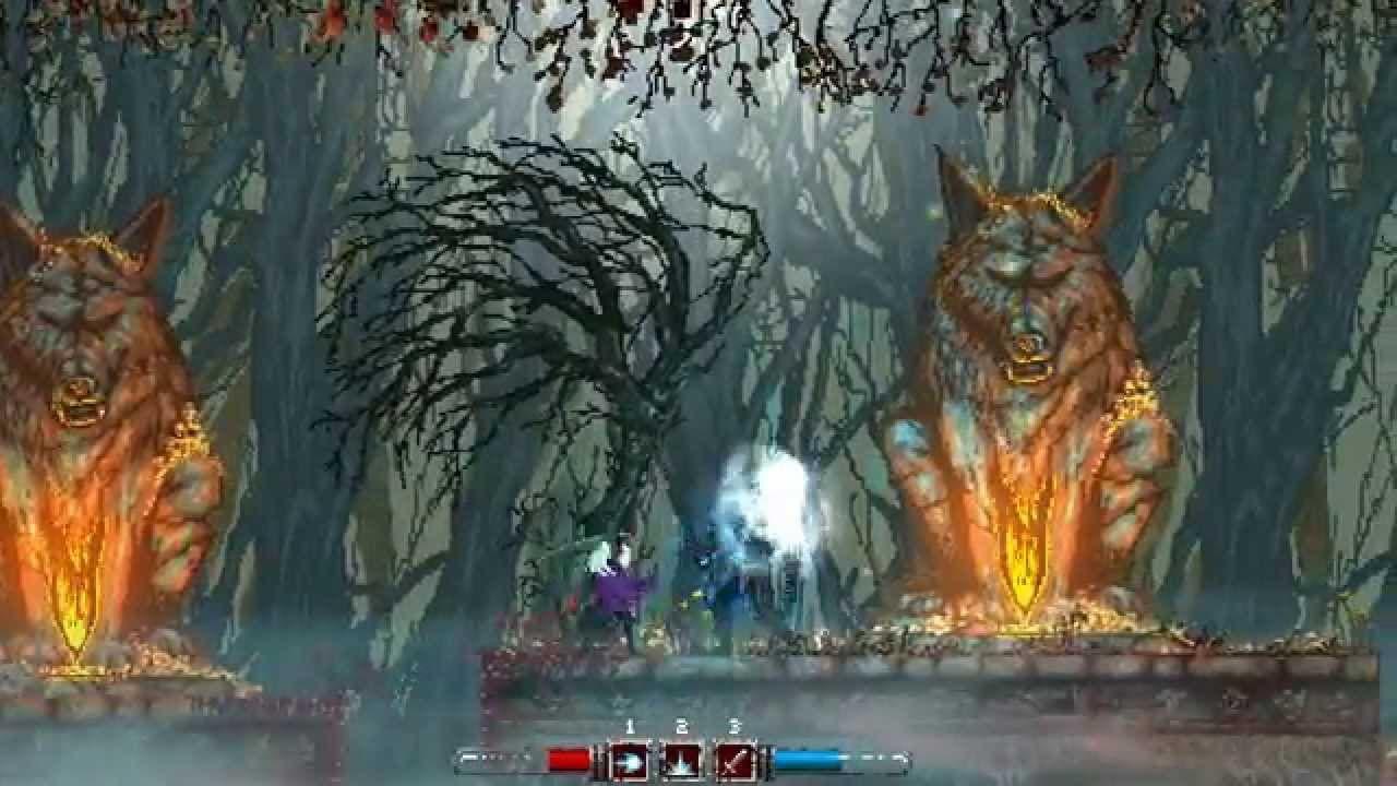 slain gets new gameplay trailer