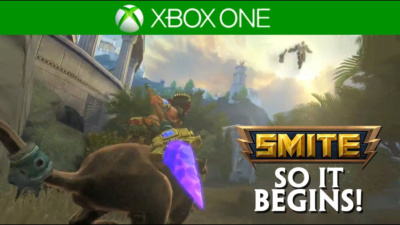smite enters closed beta on xbox