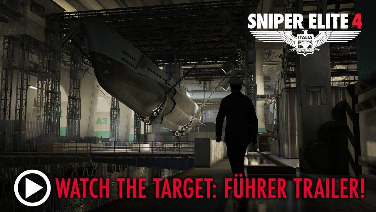 sniper elite 4 reveals target fu