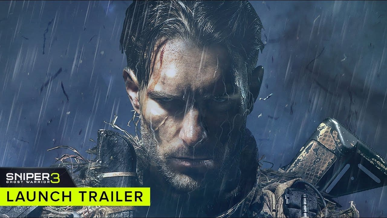 sniper ghost warrior 3 is finall