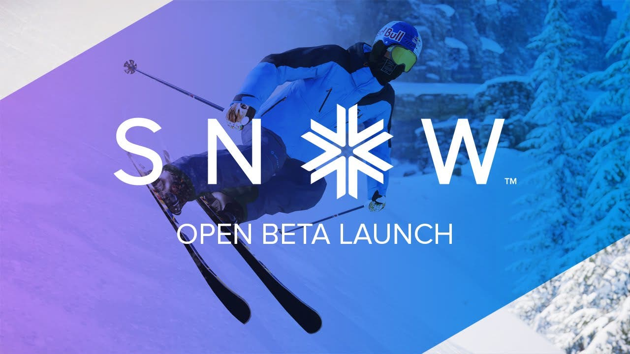 snow goes into free to play open