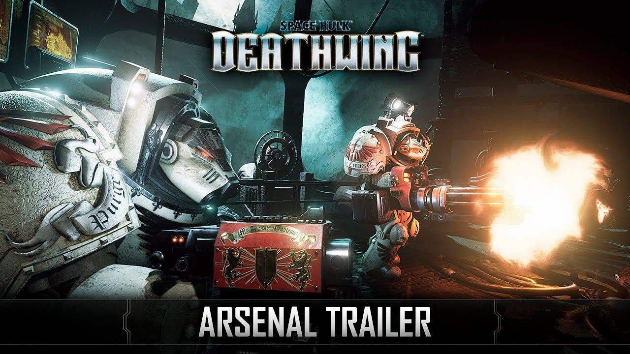 space hulk deathwing sure has a