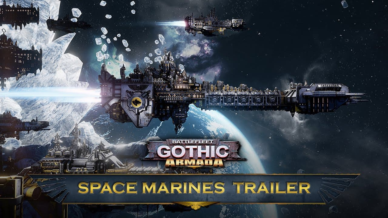 space marines come to battleflee