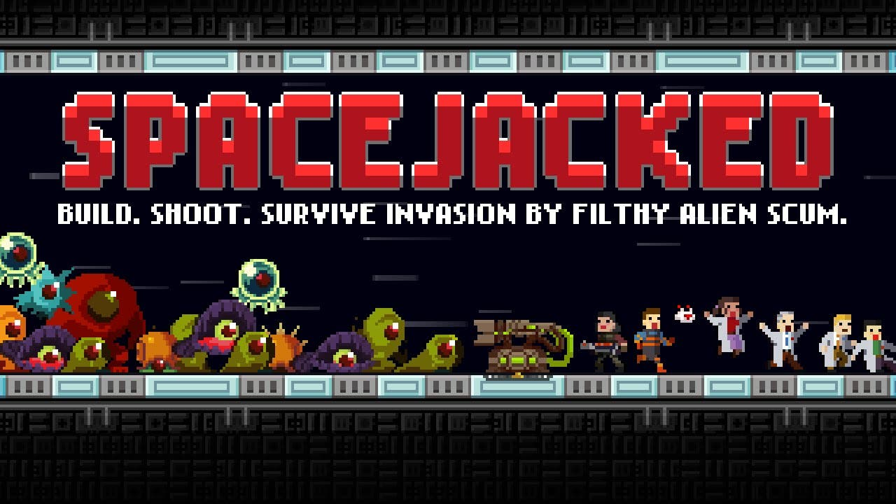 spacejacked comes to steam on fe