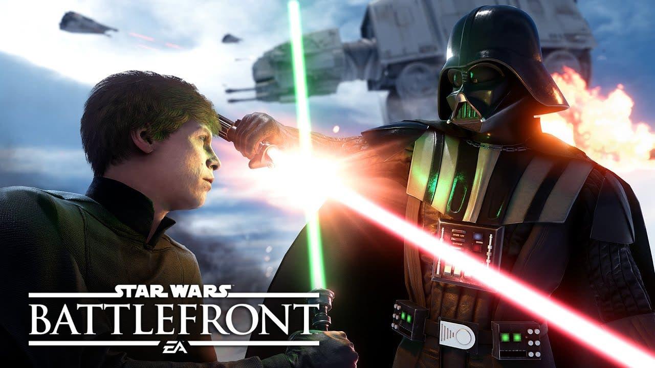 star wars battlefront gameplay t