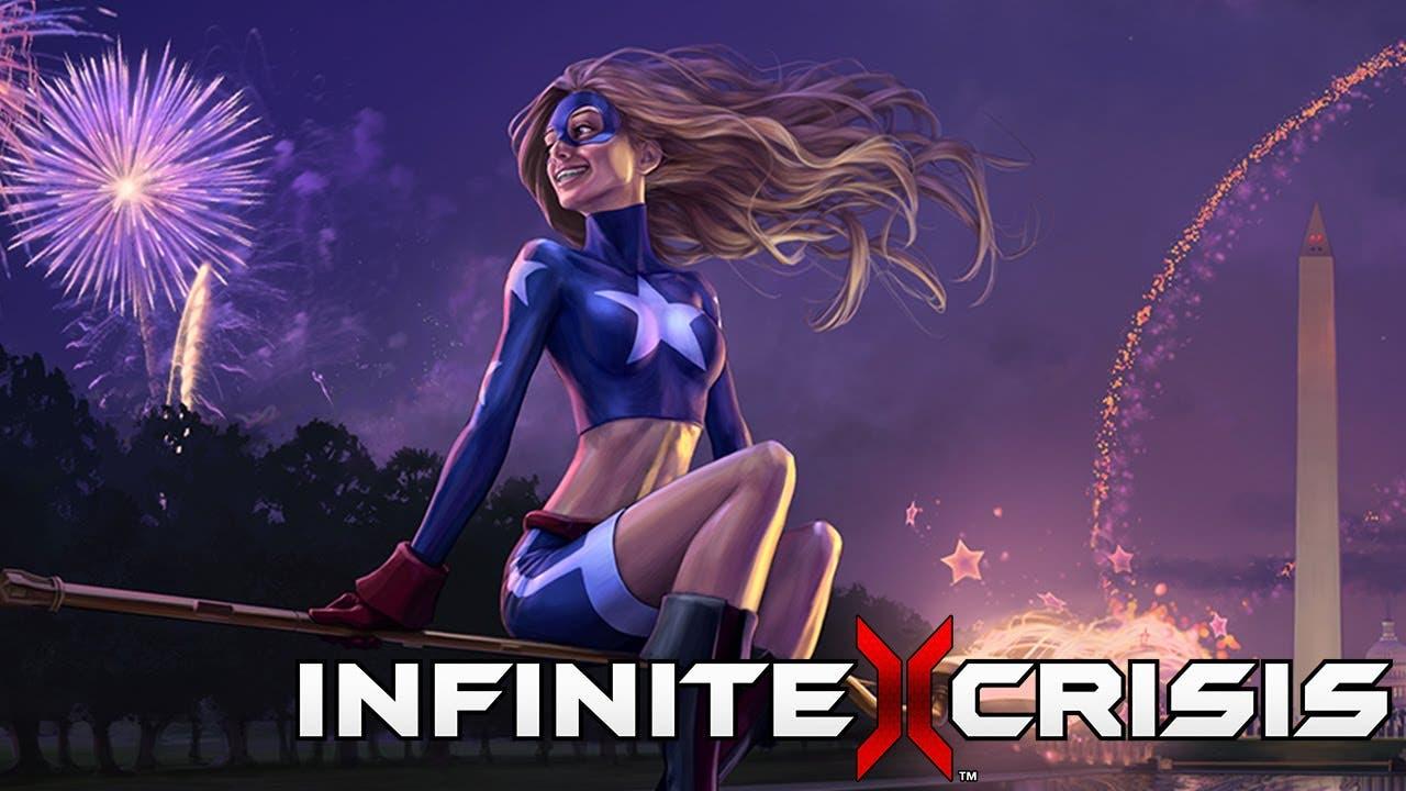 stargirl revealed for infinite c