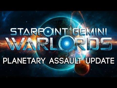 starpoint gemini warlords update