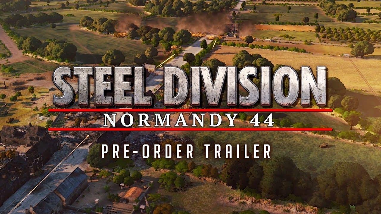 steel division normandy 44 pre o