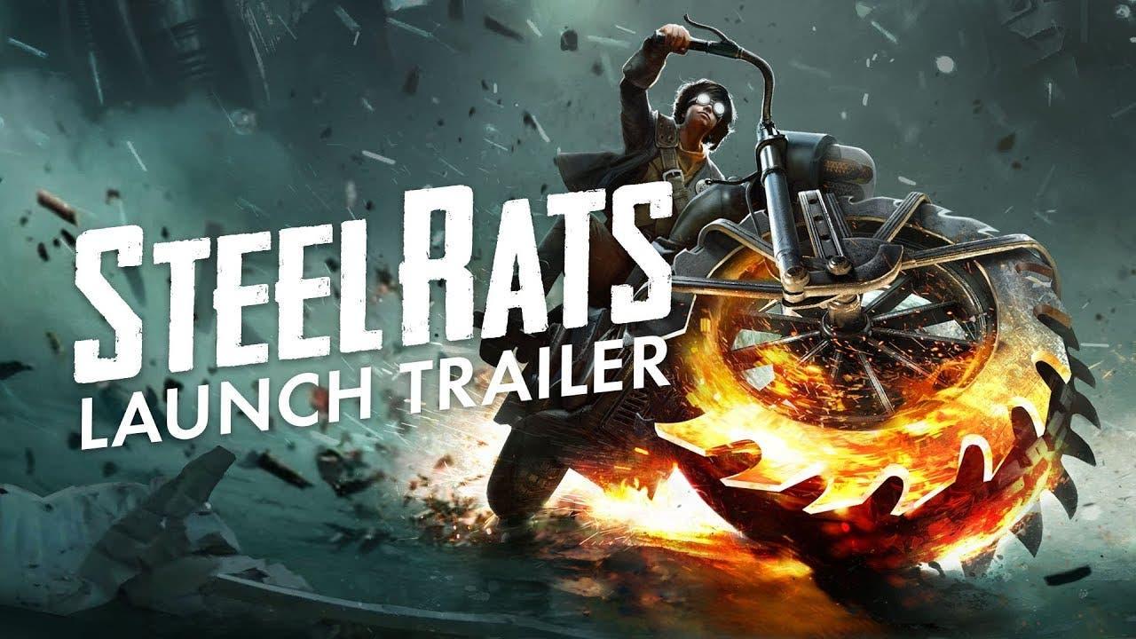 steel rats the motorcycle combat