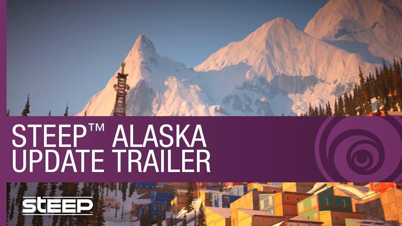 steep gets free update of alaska