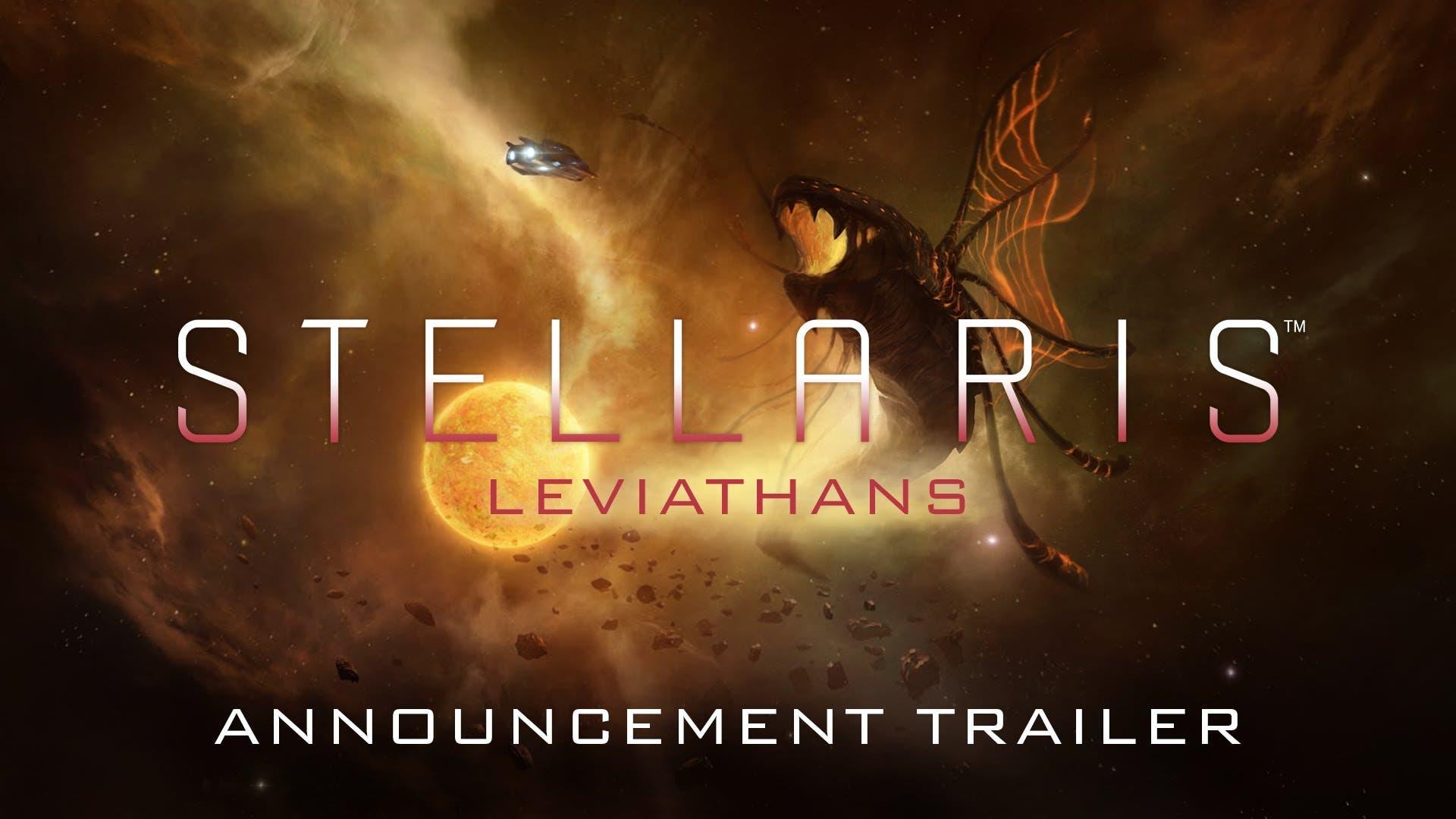 stellaris getting leviathans sto