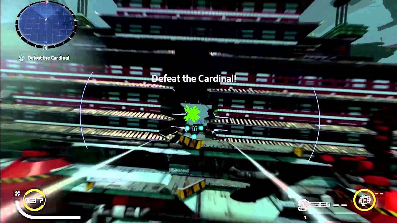 strike vector ex gameplay from p