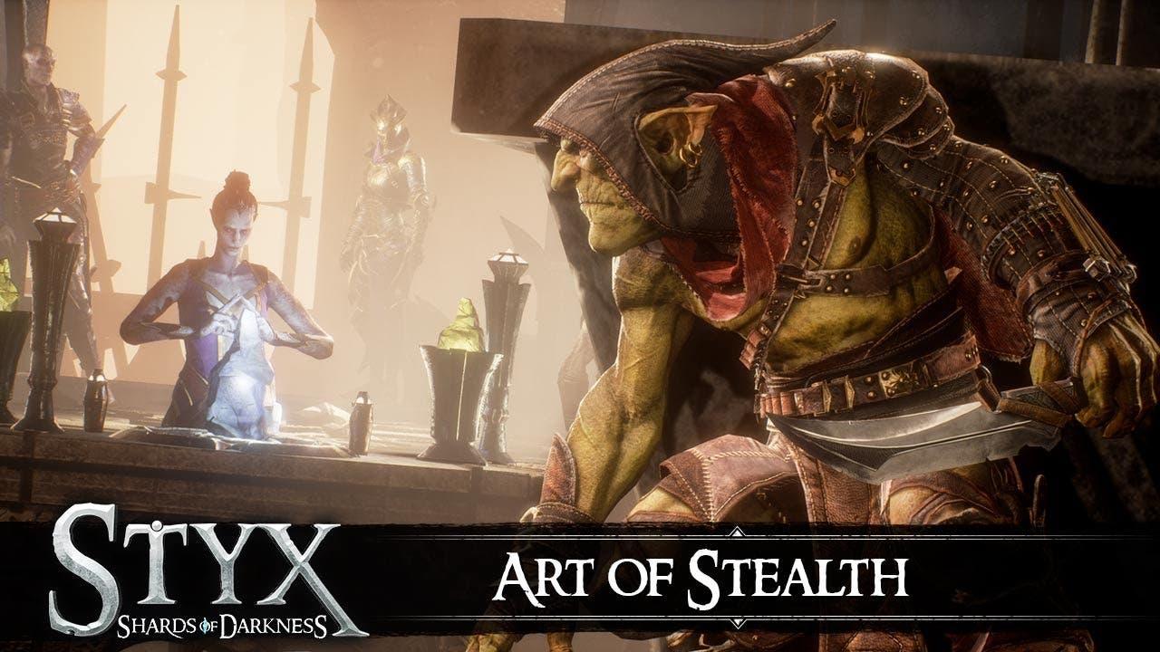 styx shards of darkness new trai